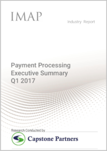 Payment Processing Q1 2017